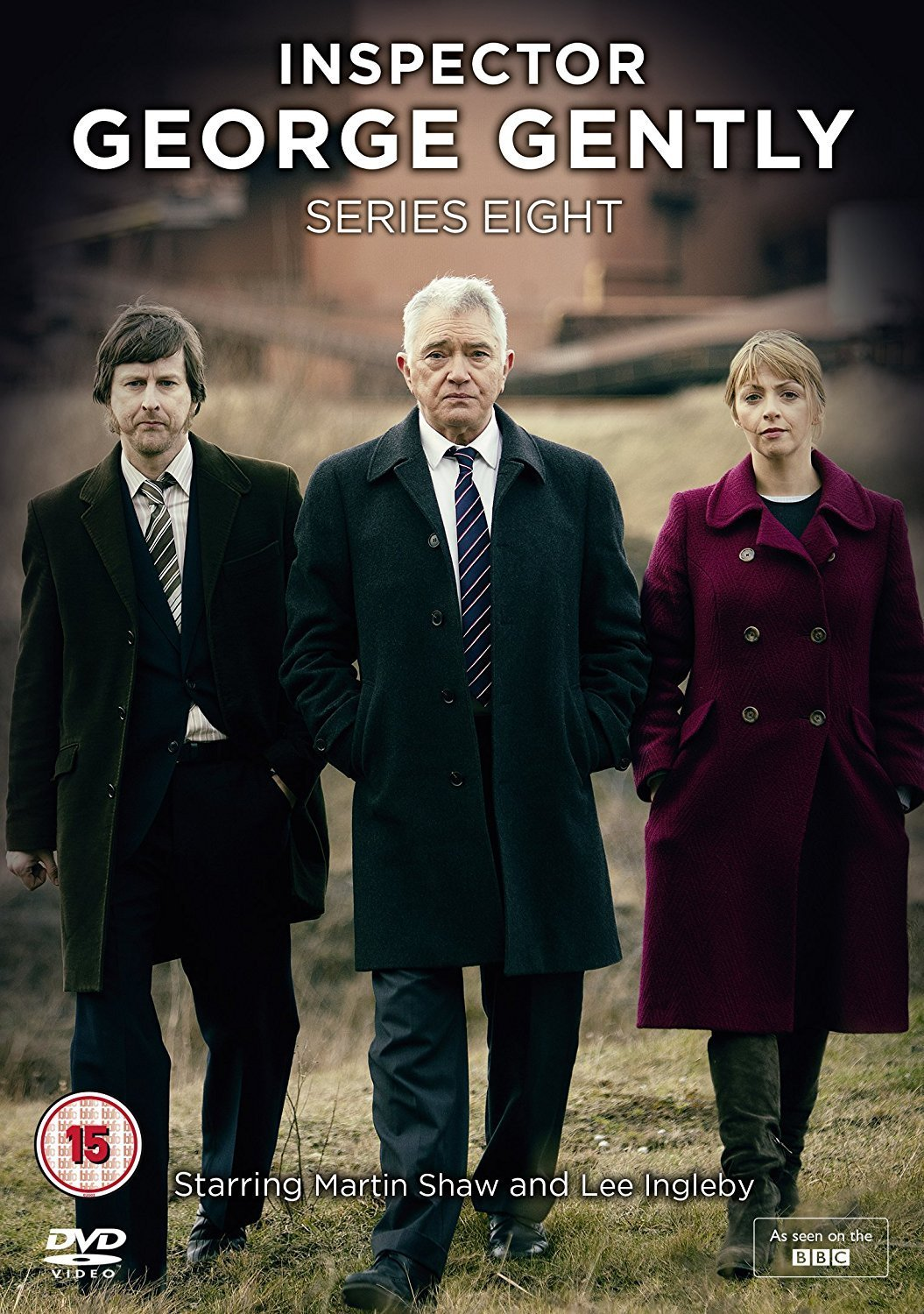 Check out this great #Giveaway, a chance to #Win Inspector George Gently Series 8 on DVD