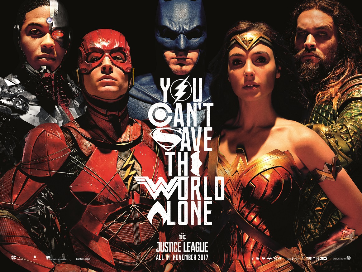 Win a set of Official Justice League Watches
