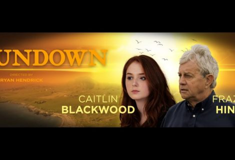 Sundown – Frazer Hines and Caitlin Blackwood shine in the new film – Review