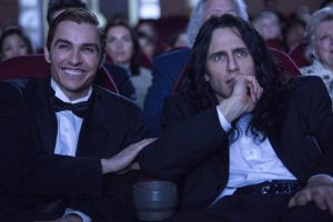 NEW Trailer for The Disaster Artist starring James Franco, Dave Franco and Seth Rogan