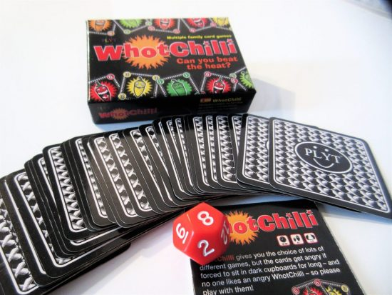 WhotChilli Card Game - Blazing Minds Review