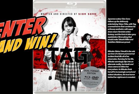 WIN TAG Dual Format (Blu-ray & DVD) edition