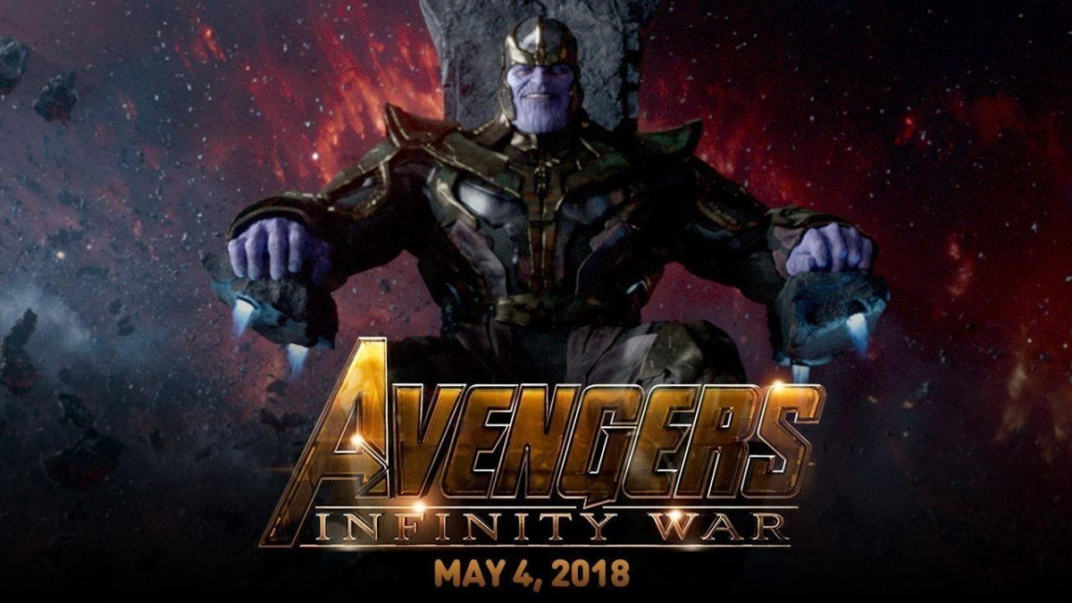 Marvel Studios' Avengers: Infinity War Official Trailer has LANDED!!