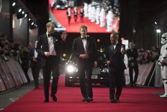 Star Wars: The Last Jedi European Premiere