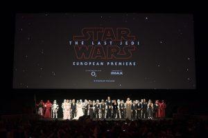 Star Wars: The Last Jedi European Premiere – Highlights