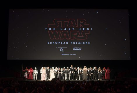 Star Wars: The Last Jedi European Premiere – Highlights