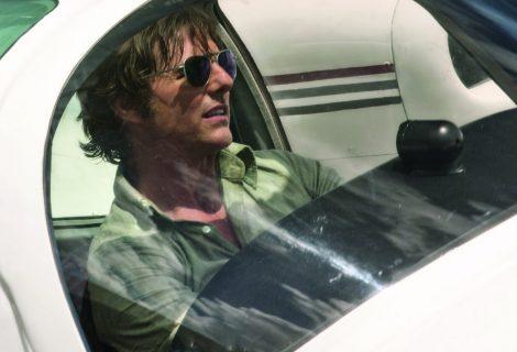 Win American Made starring Tom Cruise on Blu-ray