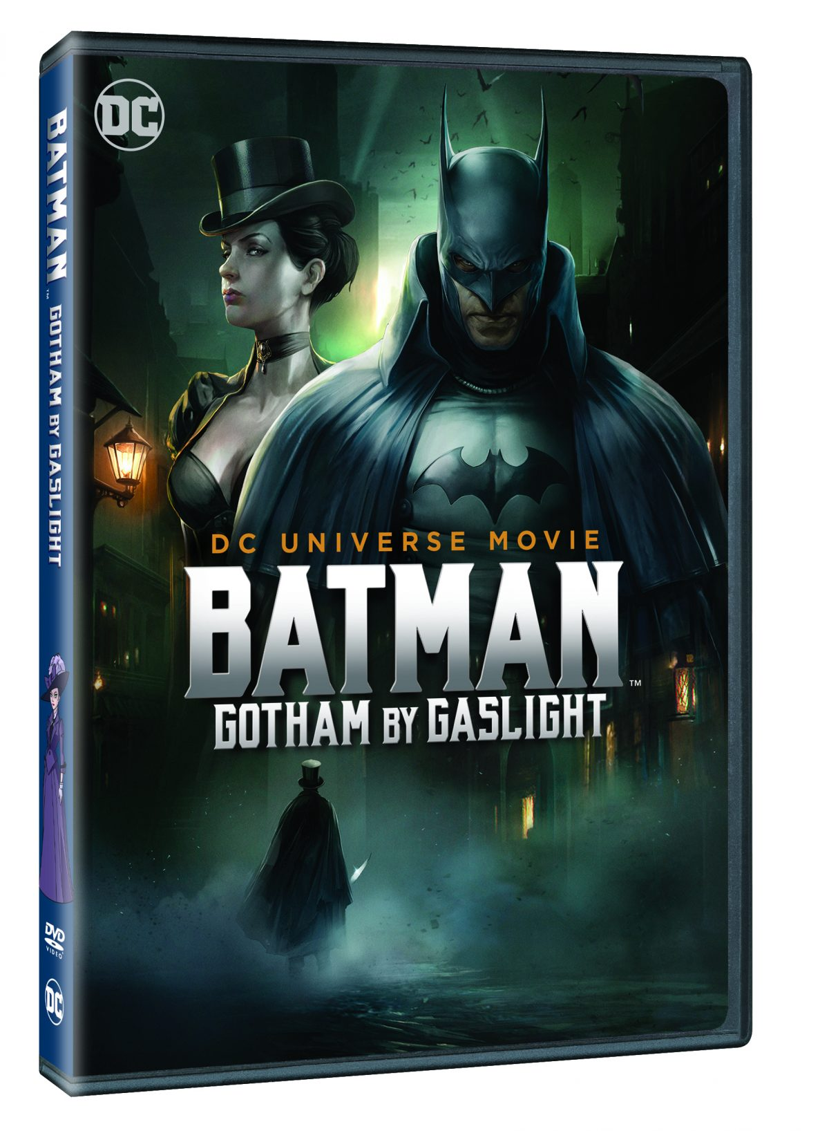 Back in 1989 the comic book, Tales of Batman: Gotham by Gaslight was released, we take a look at the animated movie inspired by the comic book.