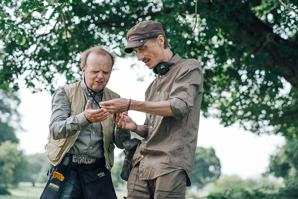 Win Detectorists Series 3 on DVD, Starring Mackenzie Crook and Toby Jones