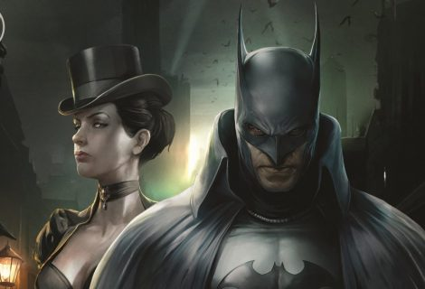 Batman fans rejoice as Gotham by Gaslight is heading your way!