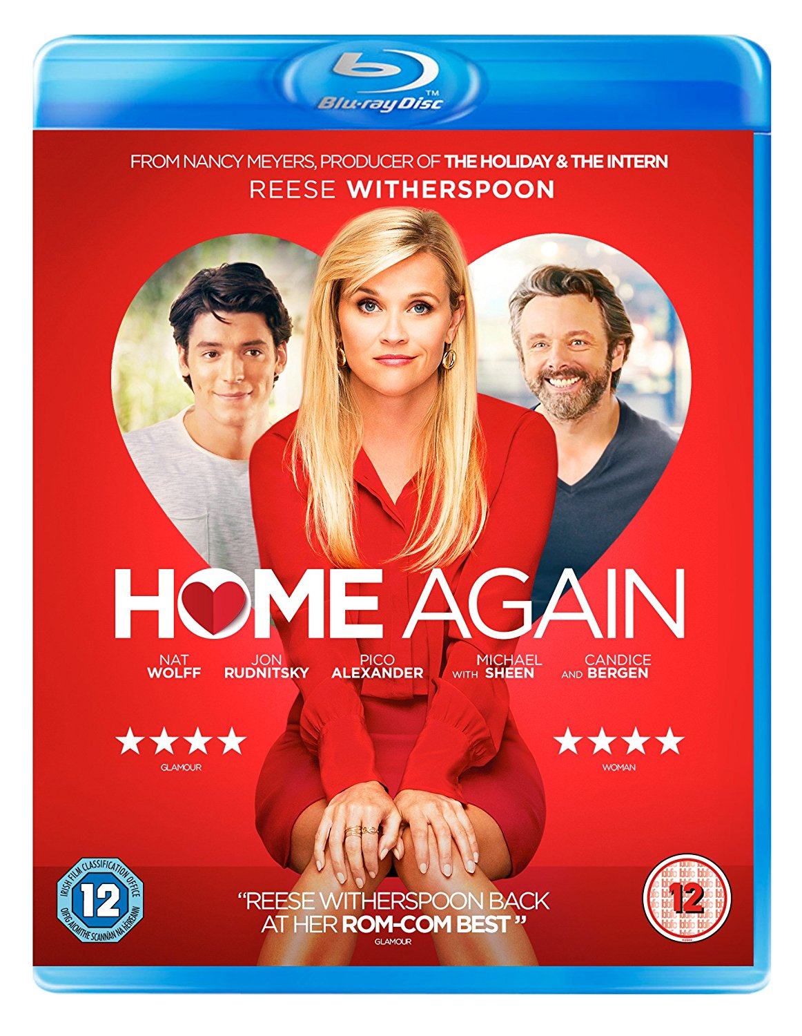 Home Again starring #ReeseWitherspoon & #MichaelSheen and directed by Hallie Meyers-Shyer is heading to #DVD, Blu-ray and Digital Download