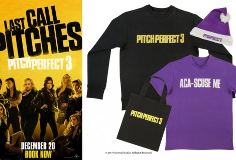 Be a Bella and Win a Pitch Perfect 3 Pack