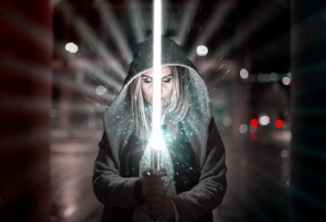 'Jedi Mania' Hits the UK ahead of the launch of Star Wars The Last Jedi