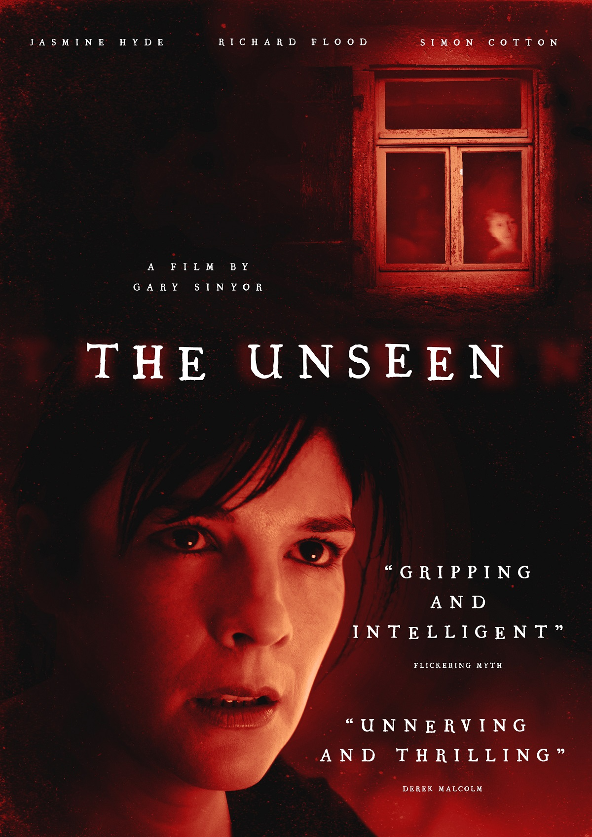 Gemma and Will are shattered when their son dies in an accident in the movie, The Unseen.