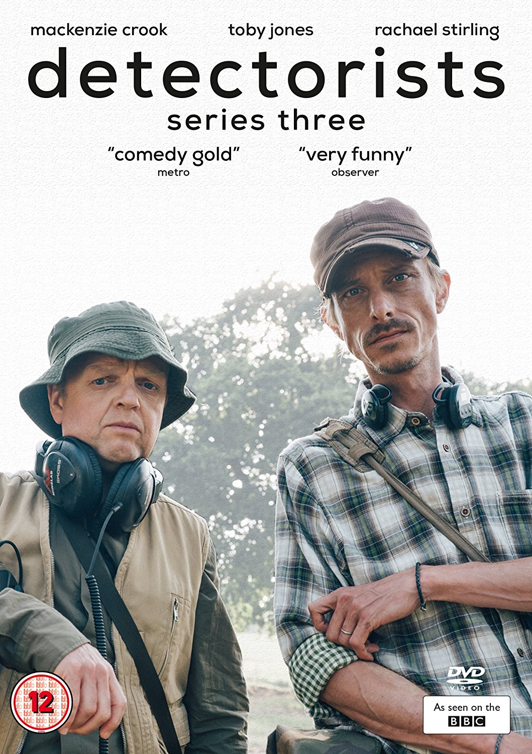 Detectorists Series 3 arrives on DVD on the 18th December and we have a copy of the series to giveaway to one lucky winner.
