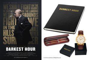 Win a Darkest Hour Official Merchandise Pack