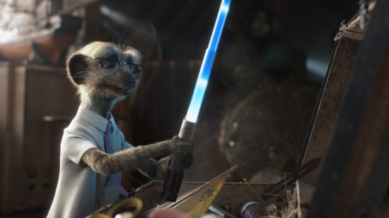 comparethemarket.com's Meerkats launch new ad with Disney and Lucasfilm