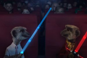 Loveable Meerkats are back with Disney and Lucasfilm on Star Wars: The Last Jedi campaign
