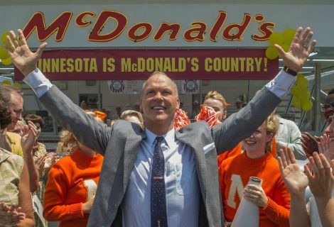"""The Founder"": From Busted to Billions of Burgers Bought"