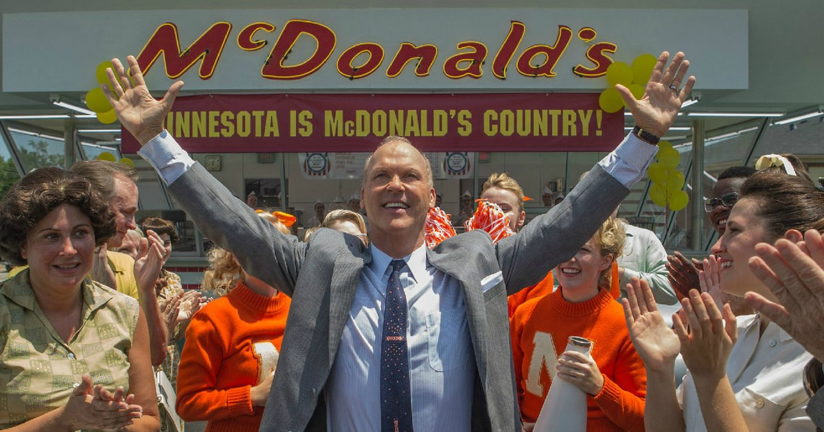 """""""The Founder"""": From Busted to Billions of Burgers Bought"""