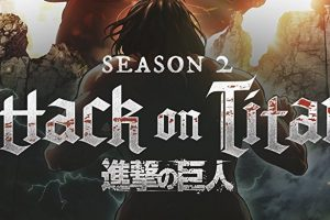 Attack On Titan Season 2 Heads to DVD, Blu-ray™ and Limited Edition Blu-ray™