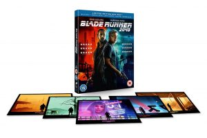 Blade Runner 2049 Gets 8 BAFTA® Nominations and is Heading Home