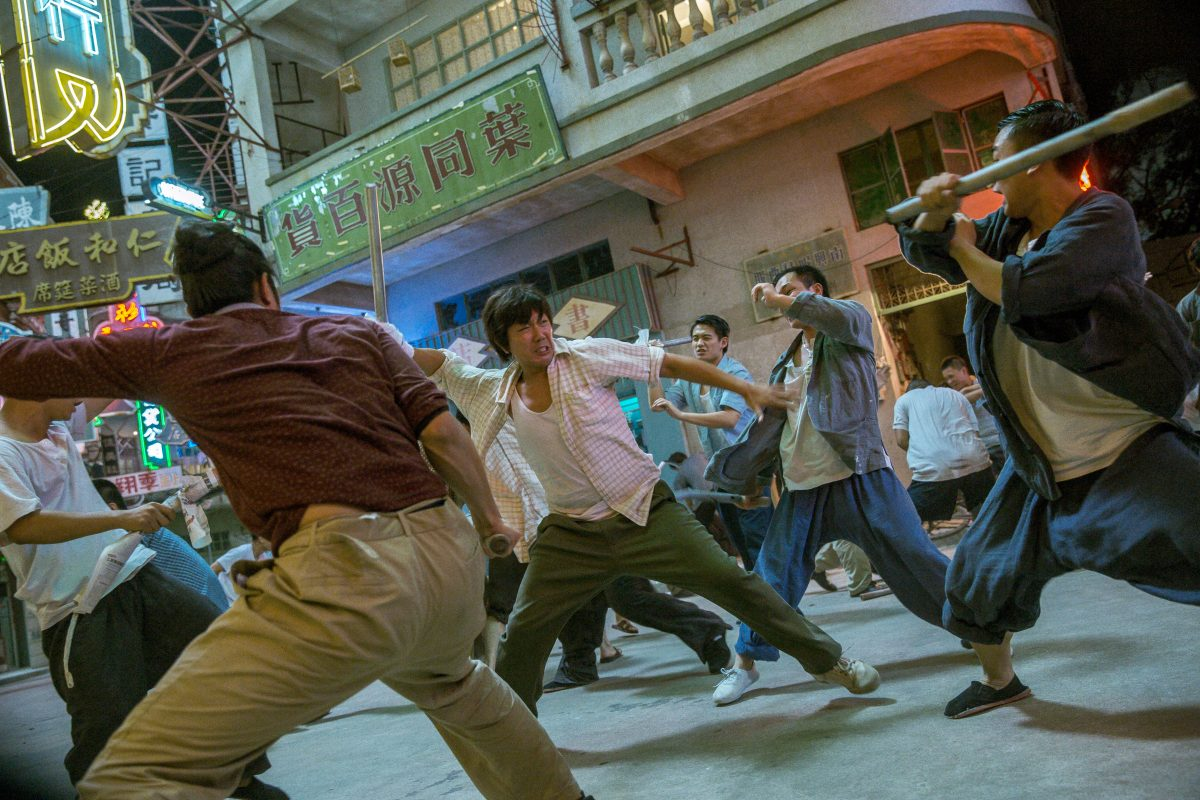 Win Chasing The Dragon on DVD – Out 22nd January