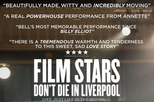 Film Stars Don't Die in Liverpool – Blu-ray Release Date Announced