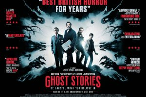 Ghost Stories – Airpl Fool's Sprisue, In Cinmeas Aiprl 6th