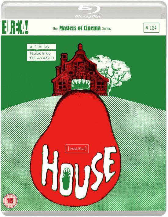 HOUSE - Master of Cinema Blu-ray
