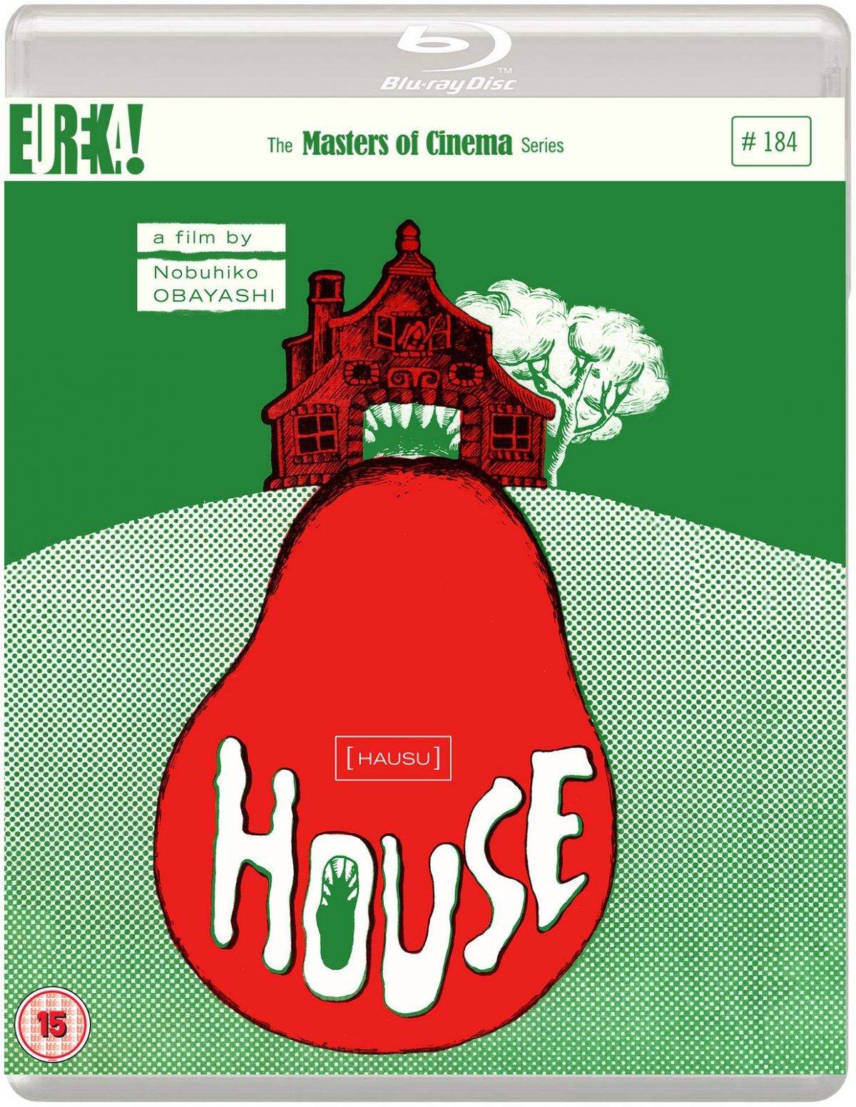 Blazing Minds have got together with Eureka Entertainment to give you the chance to win a Blu-ray of their new release HOUSE, a self-aware, post-modern Japanese fairy tale from one of cinema's great surrealists, as part of the Masters of Cinema range on Blu-ray on 12 February 2018.