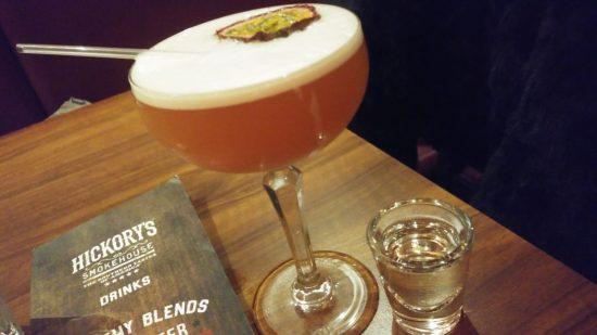 Hickory's 2for1 Cocktail - Pornstar Martini