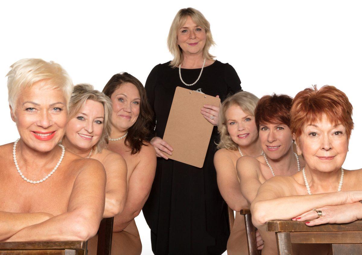 Jot it down … Calendar Girls is coming to Venue Cymru