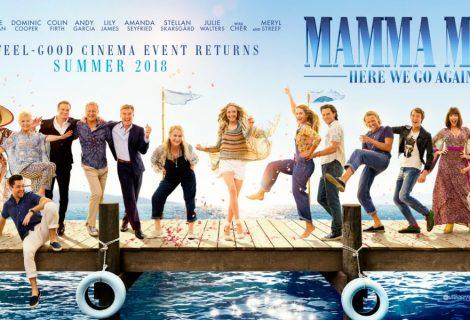 Mamma Mia! Here We Go Again – Trailer + Poster