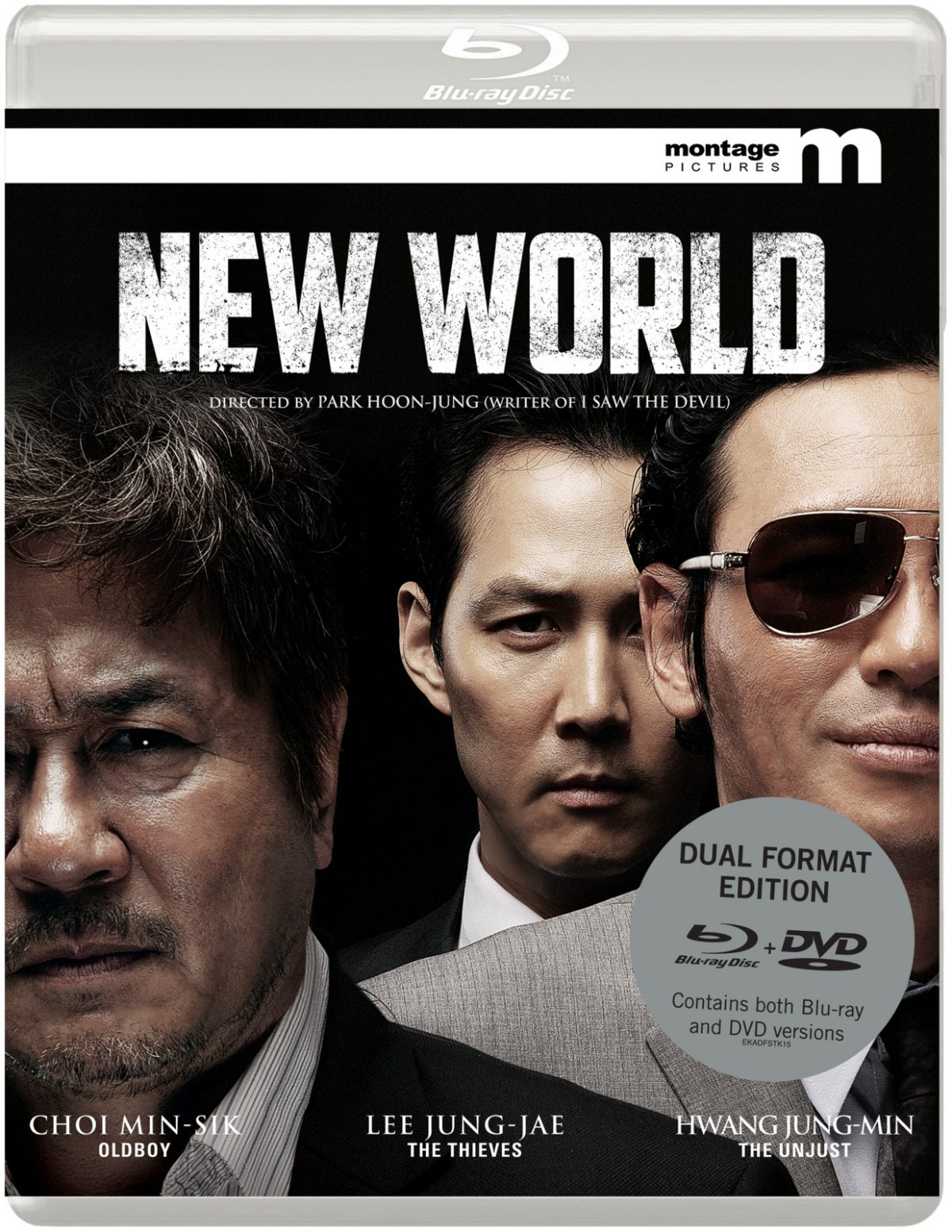 #BlazingMinds has got together with #EurekaEntertainment to bring you the chance to win one of three copies of the #NewWorld on Dual Format (Blu-ray & DVD) edition