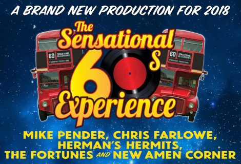 Interview with Chris Farlowe – Celebrating the Swinging 60s in style