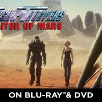 Movie Review: Starship Troopers: Traitor of Mars - Blu-ray