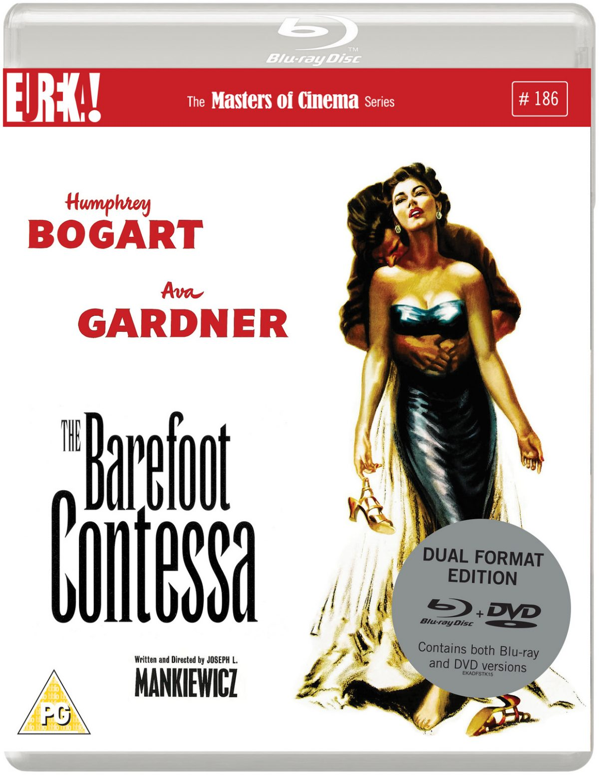 Blazing Minds and Eureka Entertainment have got together to bring you the chance to win a copy of their new release THE BAREFOOT CONTESSA