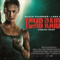 Win Tomb Raider Official Merchandise – In Cinemas March 16th