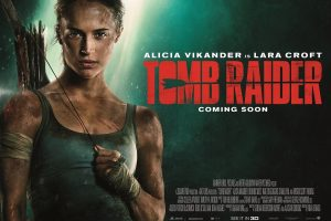 Prepare to be Thrilled with these new Tomb Raider Clips