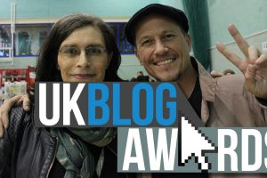 Blazing Minds is Chosen as a Finalist in the UKBA18 UK Blog Awards