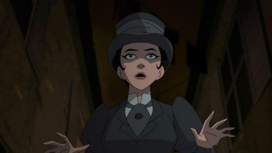 Batman Gotham by Gaslight - Jennifer Carpenter