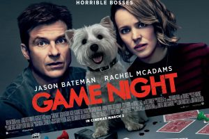 Win A Game Night Official Merchandise – In UK Cinemas 2 March