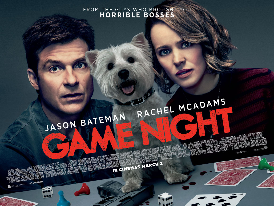 Image result for game night movie poster