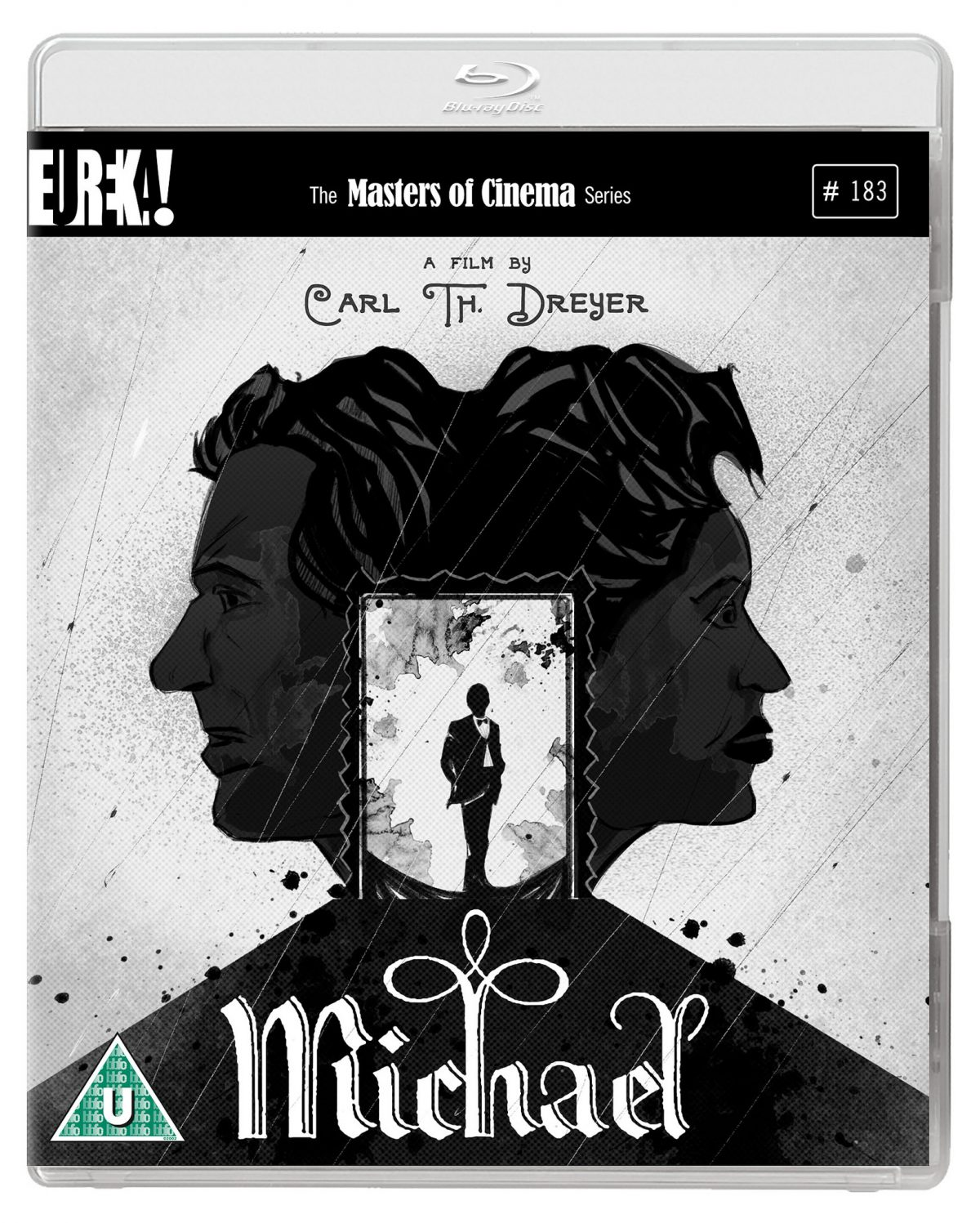Blazing Minds and Eureka Entertainment have got together to bring you the chance to win a Blu-ray of their new release of a new 2K restoration of Carl Th. Dreyer's MICHAEL, a compelling piece of silent cinema from one of the all-time great directors, as a WORLD EXCLUSIVE on Blu-ray from 12 February 2018.