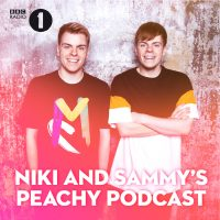 Niki & Sammy's BBC Radio 1 Peachy Podcast Launches on iTunes and BBC Radio 1