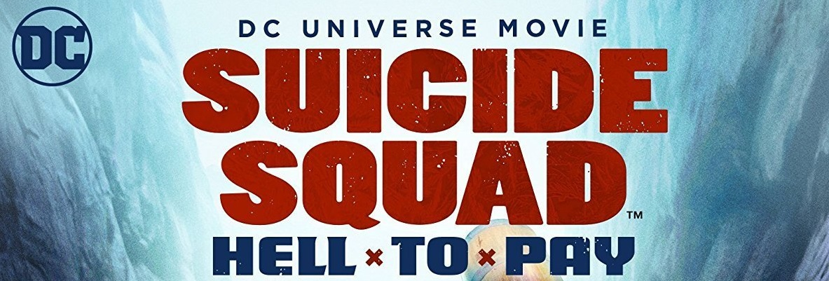 Win Suicide Squad: Hell To Pay on Blu-ray™ – Available on Digital Download Now and Out on Blu-ray™ and DVD April 16