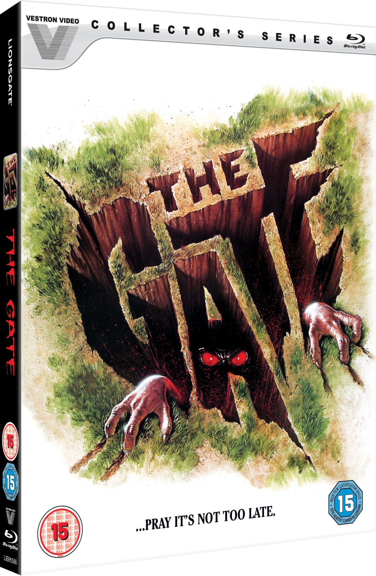 Back with another classic movie review. The Gate gets a Blu-ray release as part of the Vestron Video Collector's Series.