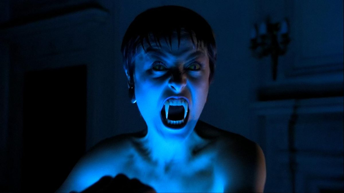 Movie Review:  The Lair of the White Worm, Remastered for Blu-ray