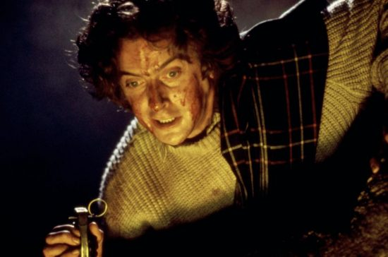 THE LAIR OF THE WHITE WORM, Peter Capaldi, 1988, (c)Vestron Pictures